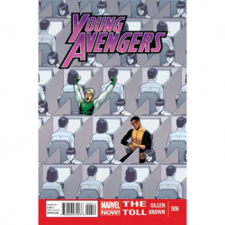 Young Avengers Vol. 2 Issue 6