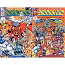 Youngblood 1 Issue 01