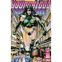 Youngblood: Strikefile  Issue 6