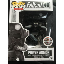 Funko POP! Games 049 - Fallout - Power Armor GS Exc