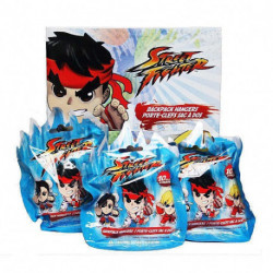 Street Fighter Backpack Hanger Blind Bag