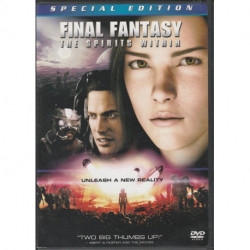 Final Fantasy: The Spirits Within - Special Edition - 2 DVD Set