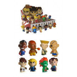 Street Fighter Series 1 Blind Box Minis