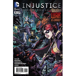 Injustice: Gods Among Us - Year Two Vol. 2 Issue 8