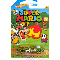Hot Wheels 2016 - Super Mario Bros - Bowser Cruiser Bruiser 1:64