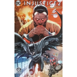 Injustice 2 Issue 1 ELeague Variant