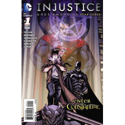 Injustice: Gods Among Us - Year Three Vol. 3 Issue 1
