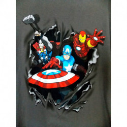 Avengers - It's Da Burst T-Shirt