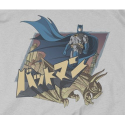 Batman Japanese Knight - Juniors T-Shirt