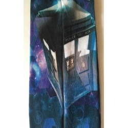 Doctor Who - T.A.R.D.I.S. - Crew Socks
