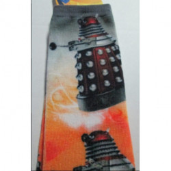 Doctor Who - Dalek - Socks