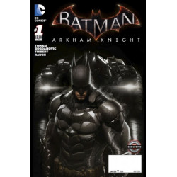 Batman: Arkham Knight  Issue 1d Variant