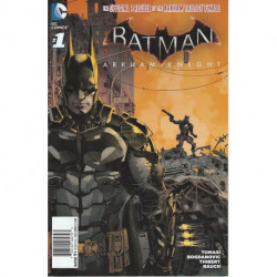 Batman: Arkham Knight  Issue 1f