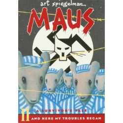 Maus: A Survivor's Tale Hard Cover 2