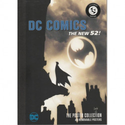 DC Comics The New 52: The Poster Collection