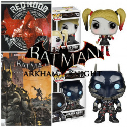 Batman: Arkham Knight Gift Set - X-Large
