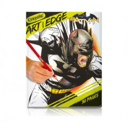 Crayola: Art with Edge - Batman Collection - Adult Coloring