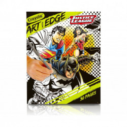 Crayola: Art with Edge - Justice League Collection - Adult Coloring
