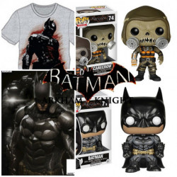 Batman: Arkham Knight Gift Set 2 - Medium