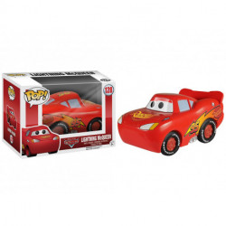 Funko POP! Disney 128 - Cars - Lightning McQueen