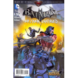 Batman: Arkham Unhinged  Issue 15