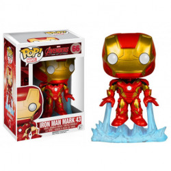 Funko POP! Marvel 066 - Avengers 2 - Iron Man Mark 43