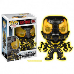 Funko POP! Marvel 086 - Ant-Man - Yellowjacket GITD