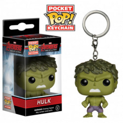 Funko Pocket POP! Marvel - Avengers 2 - Hulk Keychain
