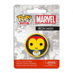 Funko POP! Pins: Marvel - Iron Man