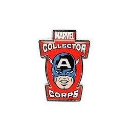 Funko POP! Pins: MCC - Captain America