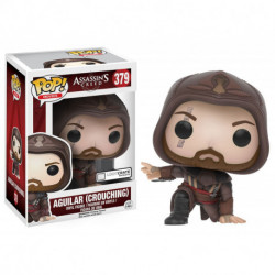 Funko POP! Movies 379 - Assassin's Creed - Aguilar crouching Variant