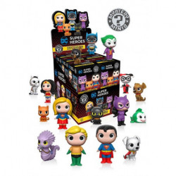 Mystery Minis Blind Box: DC Heroes & Pets
