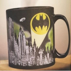 Batman - Gotham Color Change Mug