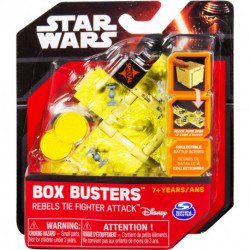 Star Wars Box Busters Rebels Tie Fighter Attack