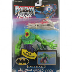 Knight Force Ninjas: Tail Whip Killer Croc