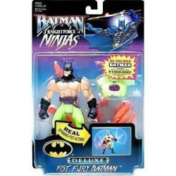 Knight Force Ninjas: Fist Fury Batman