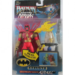 Knight Force Ninjas: Batman Ally Azrael