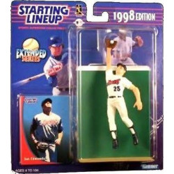 1998 Starting Linup MLB Jim Edmonds