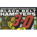 Adolescent Radioactive Black Belt Hamsters in 3-D